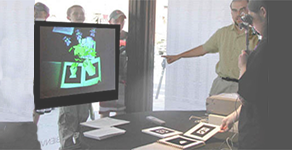 Augmented Reality Interfaces