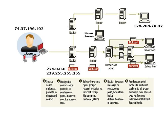 reverse domain name service